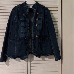 Peck & Peck Denim Jacket